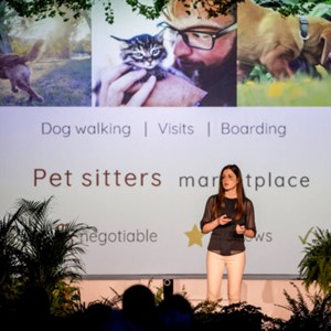CareToPets founder - platforma de pet sitting Romania