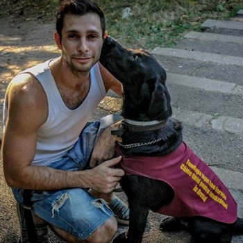 thumbnail Antohe Adrian George - petsitter București or nanny for dogs cats