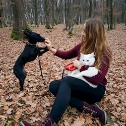 Alina Denisa Gherman - pet sitter cats dogs Cluj-Napoca